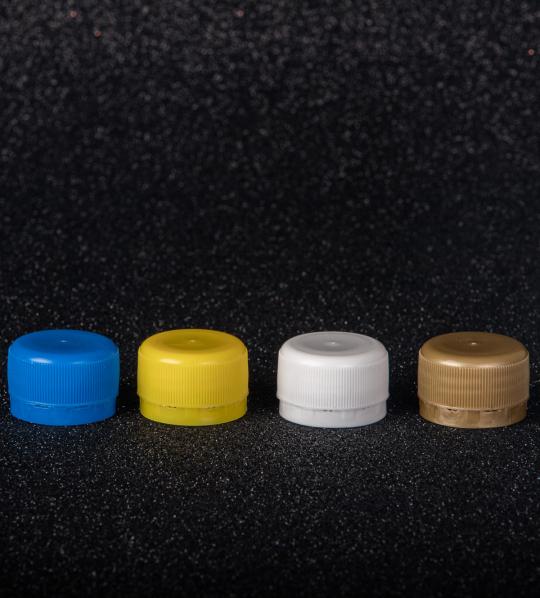 Пластикова ПЕТ кришка для пляшки 28мм - 3