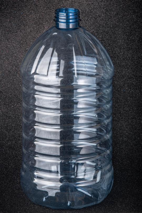 Пластикова (ПЕТ) пляшка, об'єм - 7 л - 1