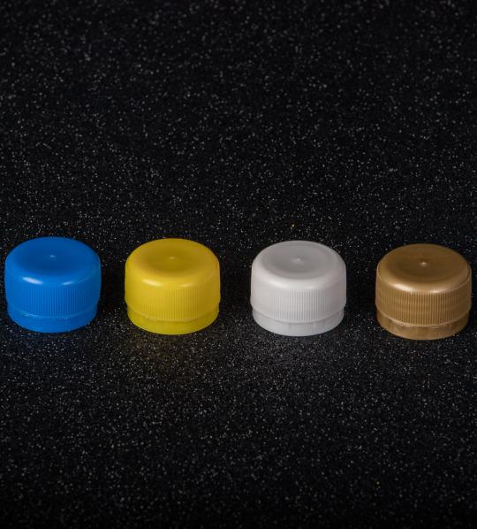 Пластикова ПЕТ кришка для пляшки 28мм - 4