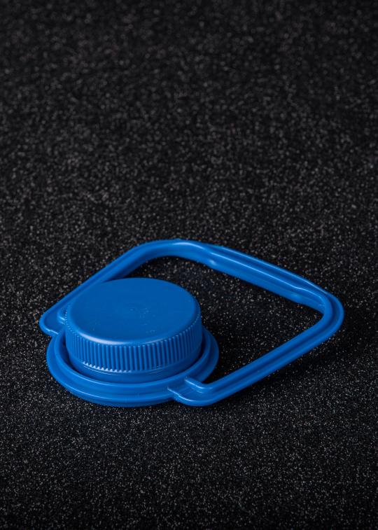 Пластикова ПЕТ кришка з ручкою - 1