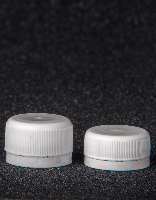 Пластиковая ПЭТ крышка для бутылки 28мм - 1