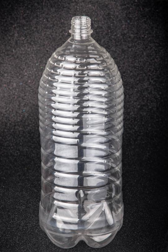 ПЭТ бутылка пластиковая, объем - 3 л - 1