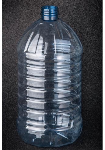 Пластикова (ПЕТ) пляшка, об'єм - 7 л