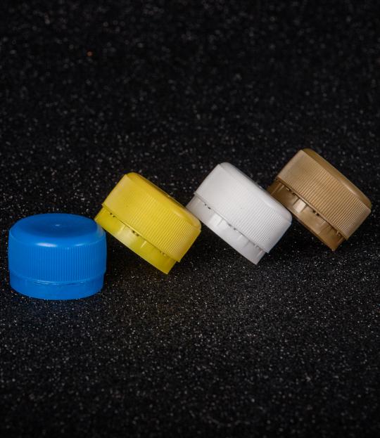 Пластикова ПЕТ кришка для пляшки 28мм - 1